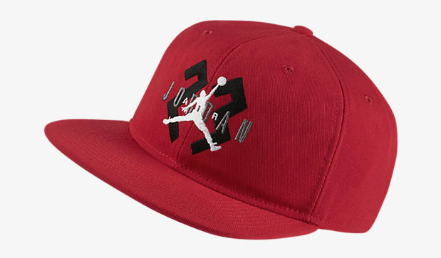 0e593e52fb4 Air Jordan 6 Alternate Red Snapback Hat