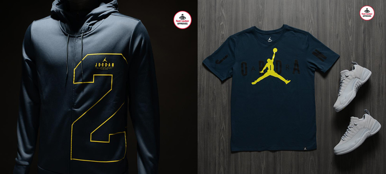49c2caf63fca73 Air Jordan 12 Low Wolf Grey Clothing Match