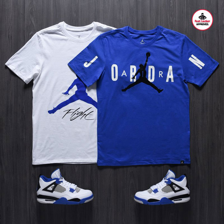 jordan shirts foot locker Shop Clothing