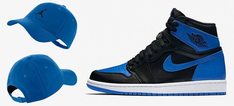 air-jordan-1-royal-hat