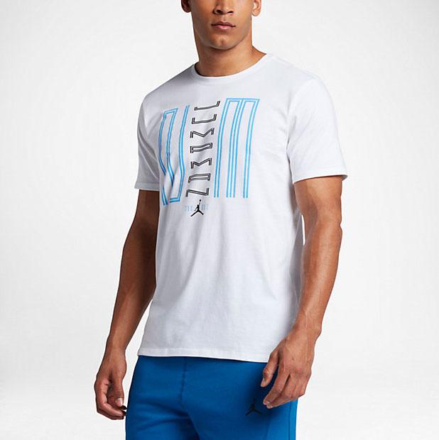 Air jordan 11 low unc sneaker tee shirt for We are jordan unc shirt