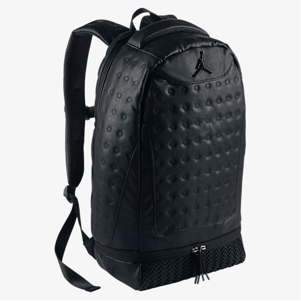 bd410e90316a5b Air Jordan 13 Low Brave Blue Black Backpack