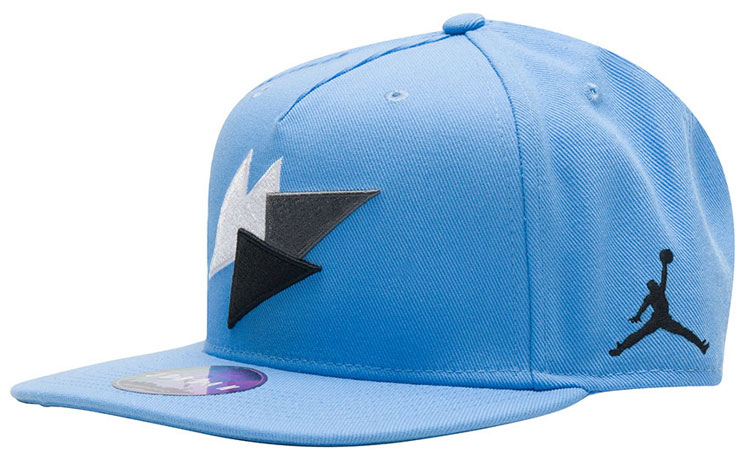 d4938ce624e ... low price air jordan 7 pantone blue hat 1 951ff b3eaf