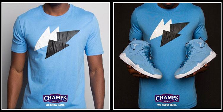 best sneakers fde5e 76301 air-jordan-7-pantone-shirt