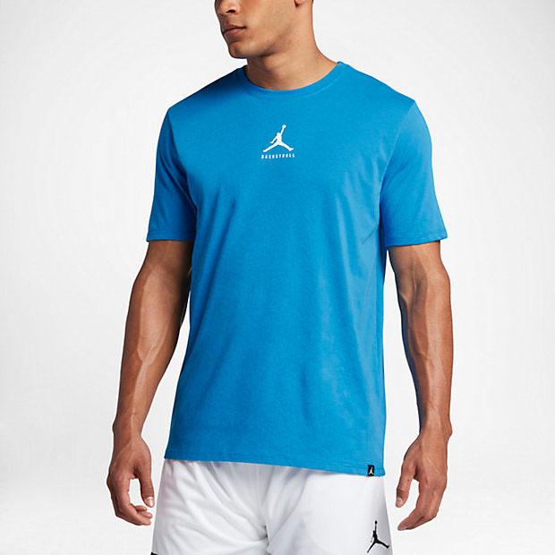 Air jordan 11 low unc dri fit shirt for We are jordan unc shirt