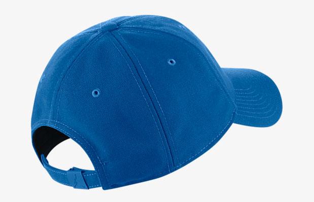 e435023bd5e jordan-royal-blue-dad-hat-back. Jordan Jumpman H86 Adjustable ...