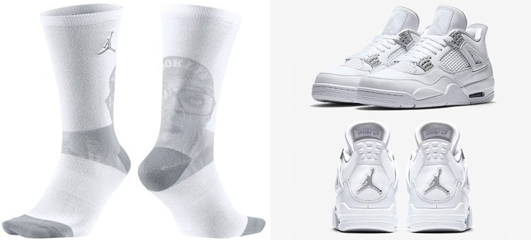 jordan-4-pure-money-socks