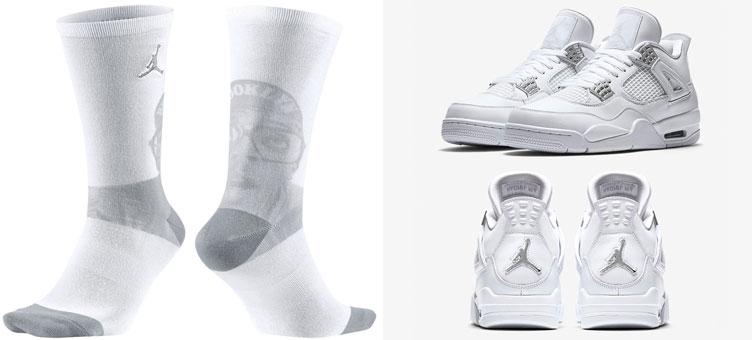 jordan-4-pure-money-socks