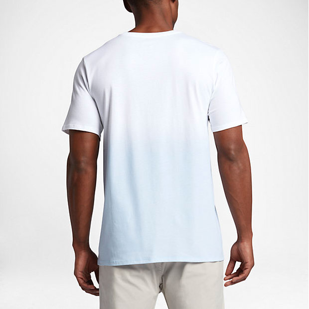 4c814466eb3f jordan-7-pantone-faded-shirt-2. Jordan Fadeaway Faded T-Shirt ...