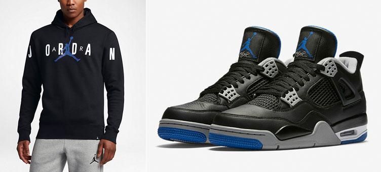 buy popular 2885b 3e581 Air Jordan 4 Alternate Motorsport Hoodie | SneakerFits.com