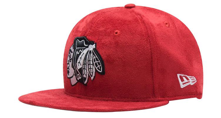 b8c000b6f8d Jordan 1 Red Suede New Era Chicago Hat