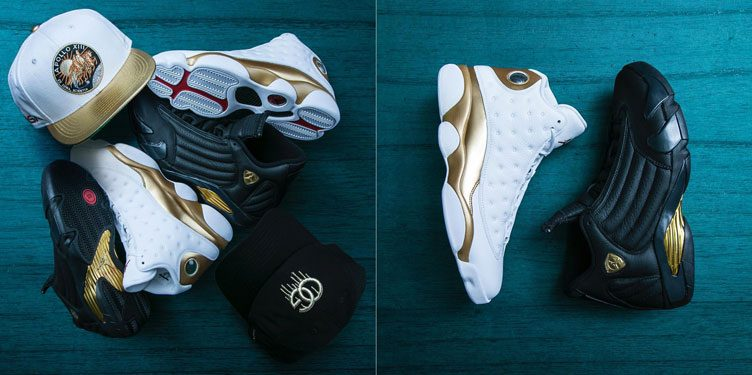 Field Grade Hats to Match the Air Jordan 13/14 DMP Finals Pack