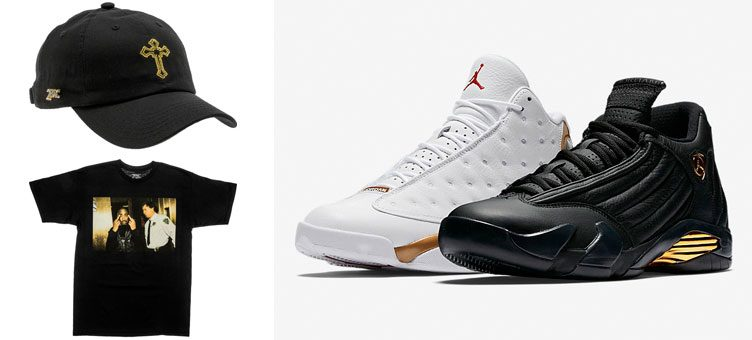 New 2Pac Collection to Match the Air Jordan 13/14 DMP Finals Pack