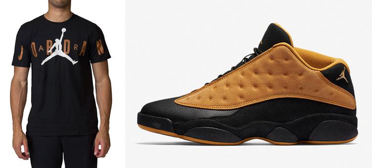 88039f0cd19 Air Jordan 13 Chutney Tee Shirt | SneakerFits.com