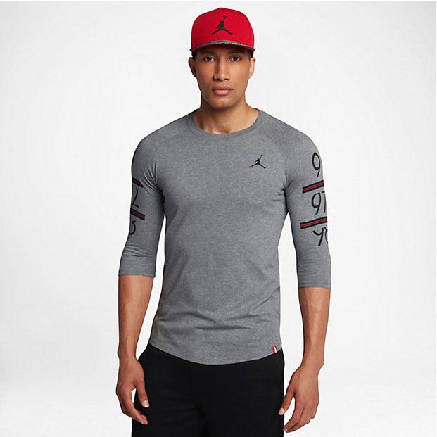 79f3511ff6f Air Jordan 5 Red Suede Shirts to Match | SneakerFits.com