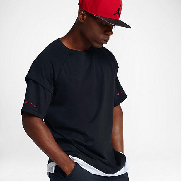 air-jordan-13-doubler-layer-shirt-black-2