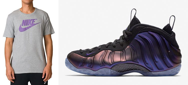 "Nike Air Foamposite One ""Eggplant"" T-Shirt"