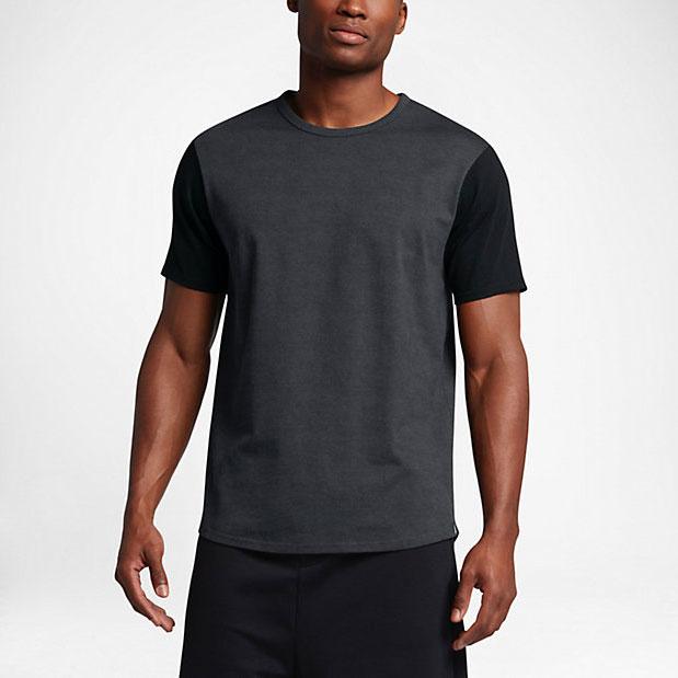 jordan-5-premium-black-shirt-match-1