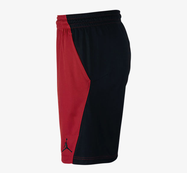jordan-5-red-suede-short-3