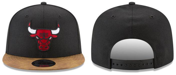 jordan-9-baseball-glove-bulls-snapback-hat-2