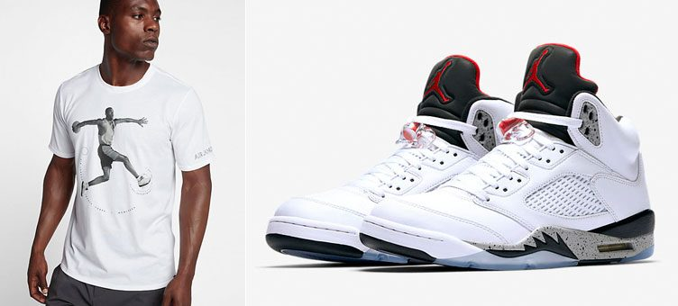 air-jordan-5-white-cement-shirt