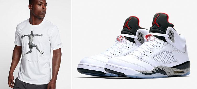 air-jordan-5-white-cement-shirt
