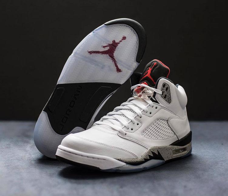 air-jordan-5-white-cement-sneakers