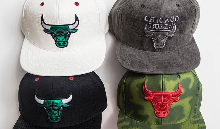 Mitchell & Ness Chicago Bulls Hats to Match New Air Jordan Retro Releases