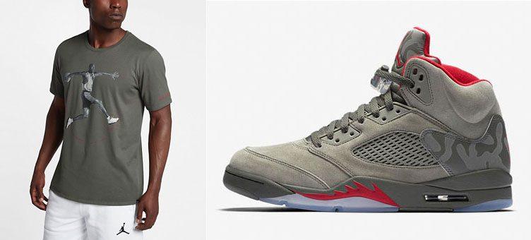 camo-jordan-5-shirt