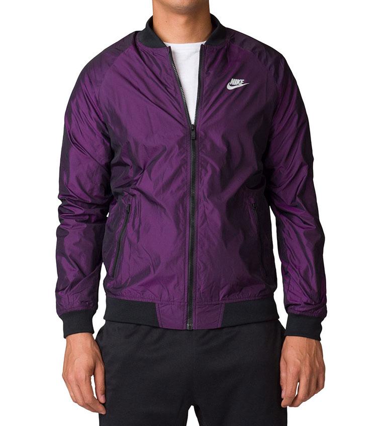 5a2715b10d3 Nike Air Foamposite One Eggplant Jacket