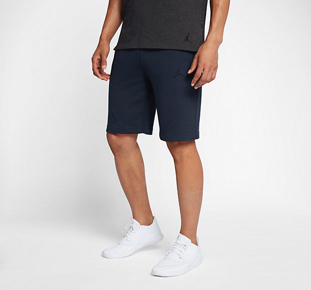 Air Jordan 11 Low Ie Obsidian Shorts Sneakerfits Com