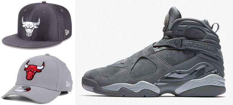 jordan-8-cool-grey-bulls-caps-new-era