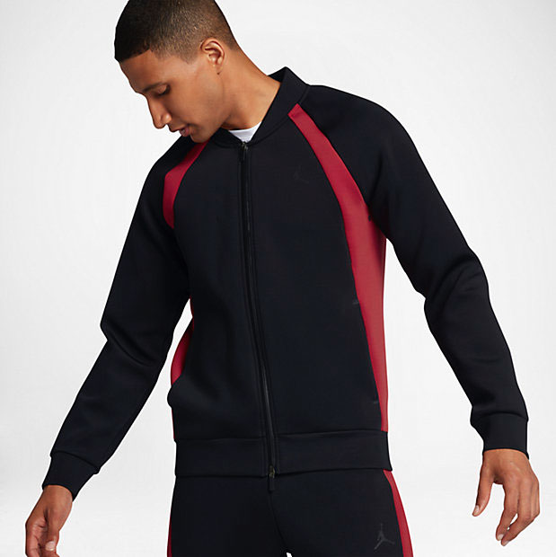 jordan-flight-tech-jacket-black-red-2