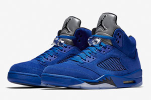 air-jordan-5-blue-suede-apparel