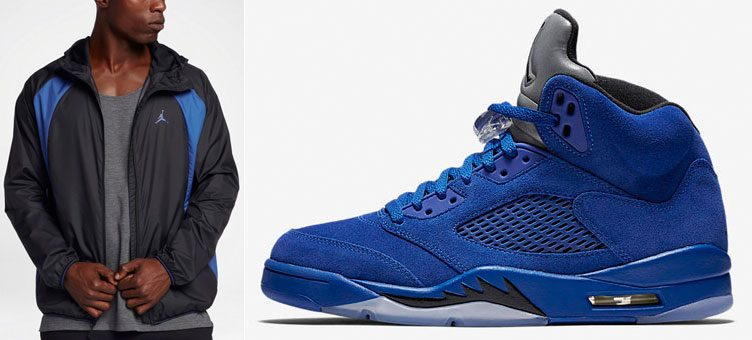 jordan-5-blue-suede-jacket-match