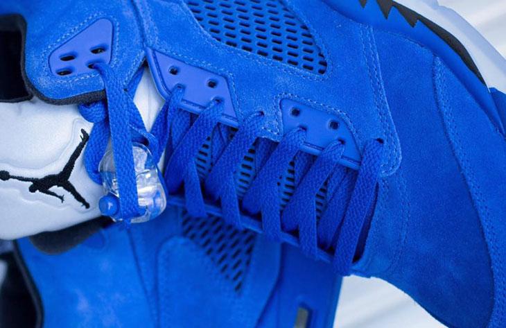 jordan-5-blue-suede-sneakers