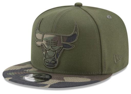 jordan-5-camo-bulls-new-era-snapback-hat-1