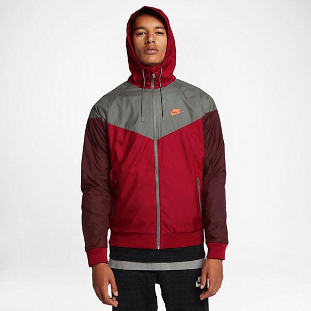 0ee340f7b9a Jordan 5 Camo Nike Windrunner Jacket Match | SneakerFits.com