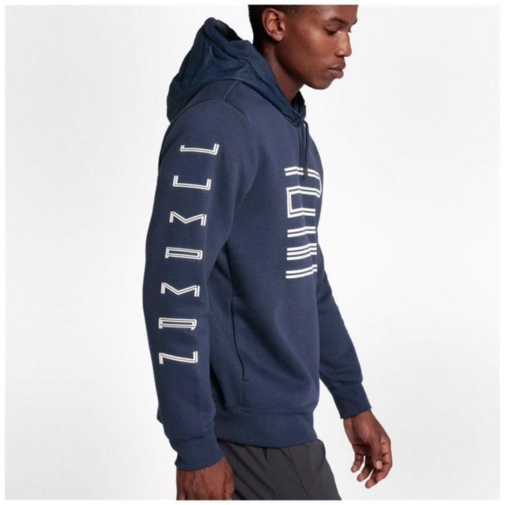 jordan retro 11 hybrid pullover hoodie