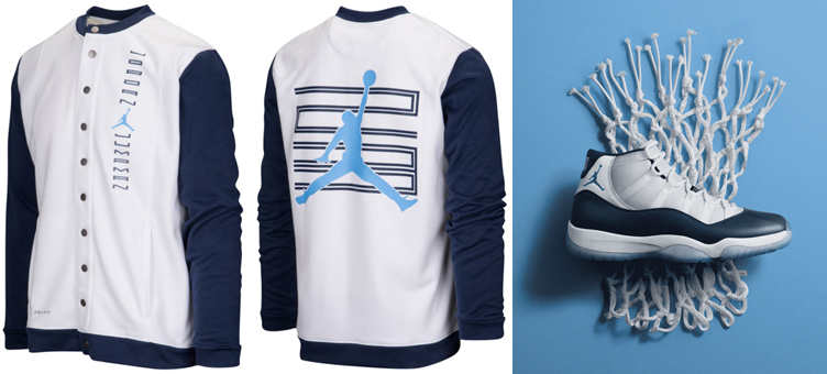 nike air jordan 11 retro win like 82 jacket