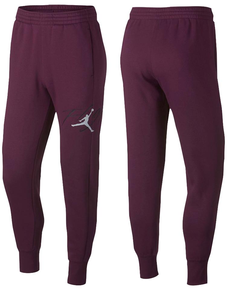 air-jordan-12-bordeaux-sweatpants