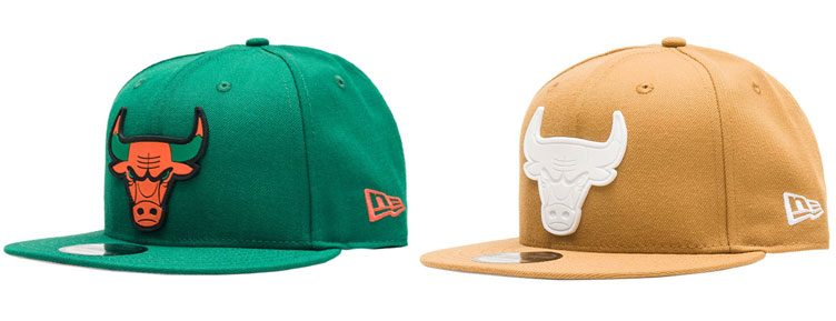 New Era Chicago Bulls Snapback Caps to Match Upcoming Air Jordan Retro Releases