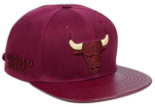 bordeaux-12-pro-standard-strapback-cap-bulls