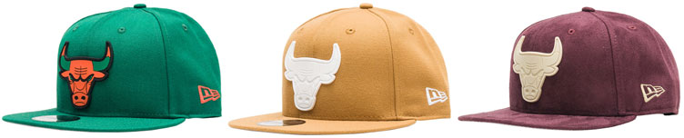 bulls-snapbacks-match-air-jordan-retro-sneakers