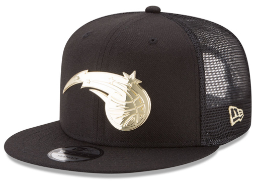 foamposite-metallic-gold-new-era-trucker-snapback-cap-magic