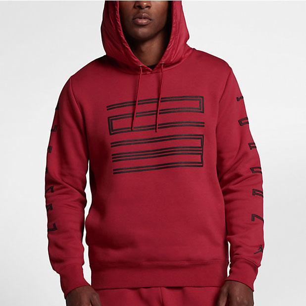 jordan-11-sportswear-hoodie-red-1