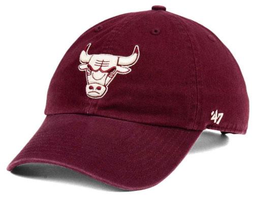 jordan-12-bordeaux-bulls-dad-hat-1