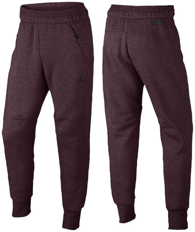 jordan-12-bordeaux-fleece-jogger-pants