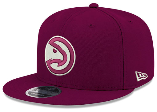 jordan-12-bordeaux-hawks-new-era-snapback-hat
