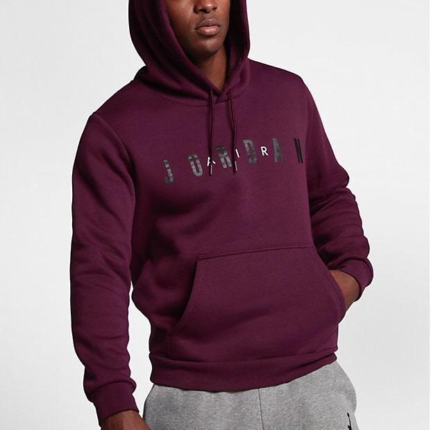 1f6ea7de40c254 sweatshirts match jordan 12 bordeaux clothing and sweaters